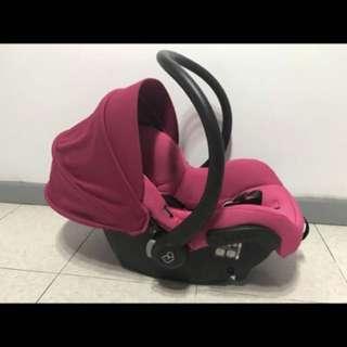 嬰兒提籃 👶🏻 汽車座椅、移動座椅(結合推車)、餵食座椅