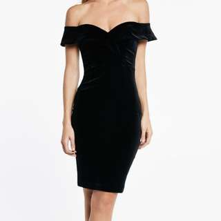 Bardot Bella Dress (Also for rent!)