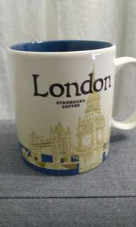 Starbucks City Mug