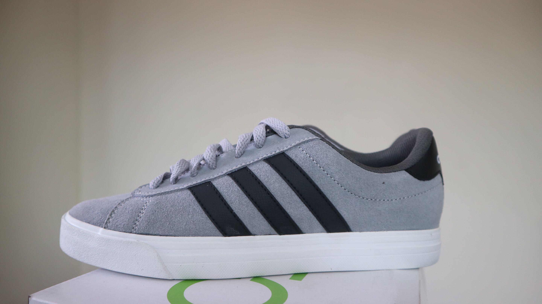 Adidas Neo Grey Strip Black 68c8e423c6