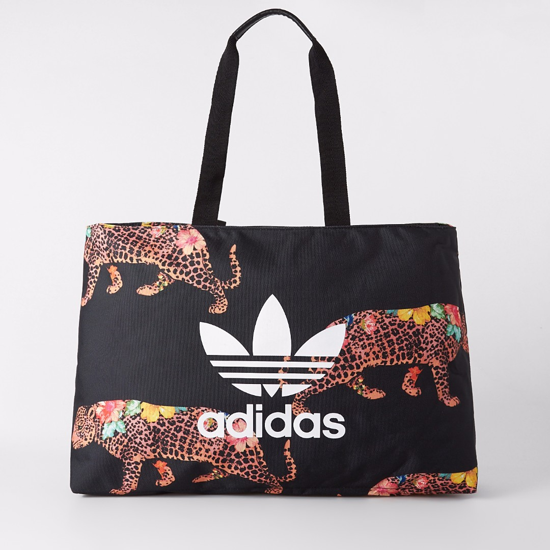 46f09e8974d2 adidas Originals Oncada Unisex Shopper Tote Bag on Carousell