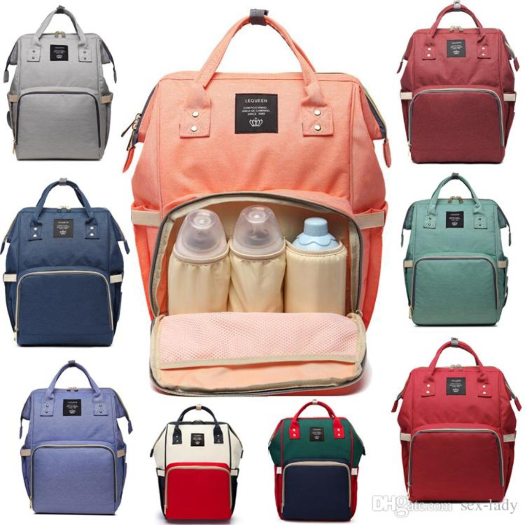 895d7e81a114 Anello Nappy Mommy Diaper Backpack