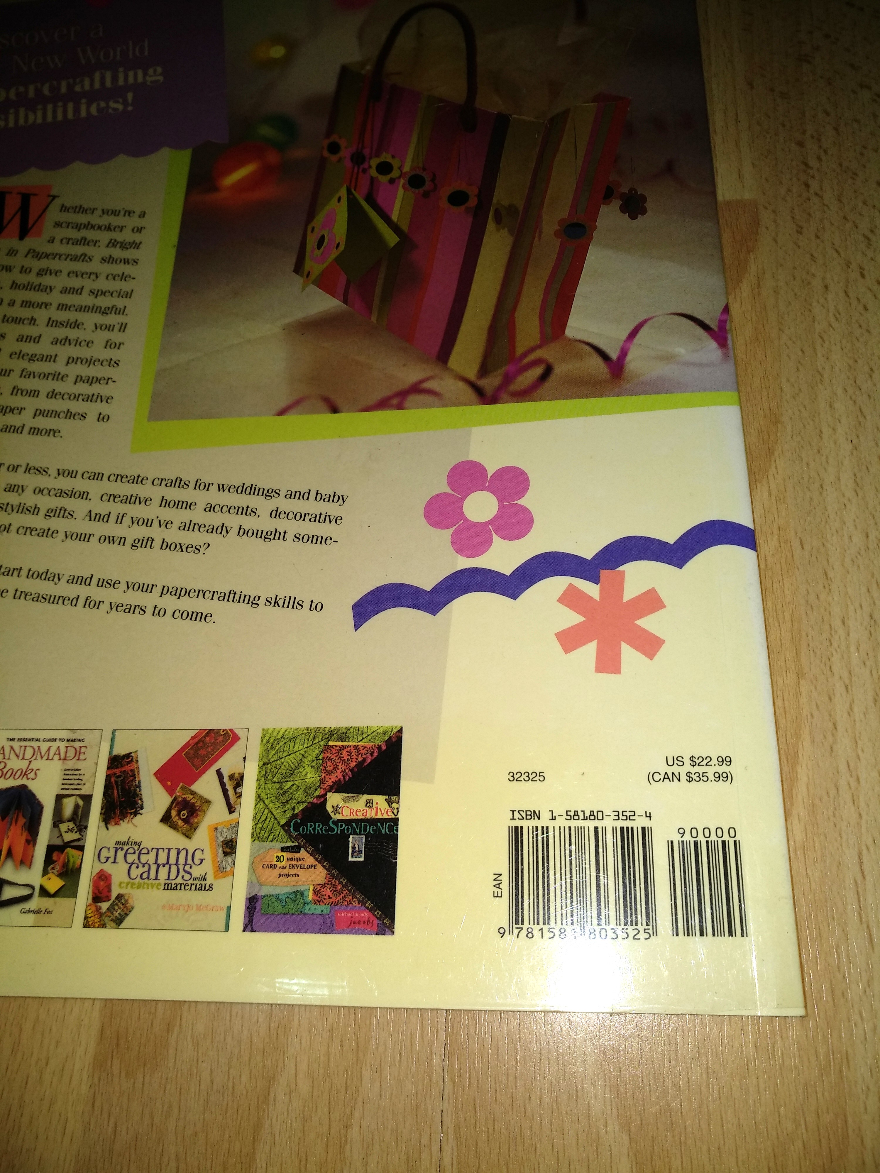 To Clear Asap Art Craft Book Bright Ideas In Papercrafts Books
