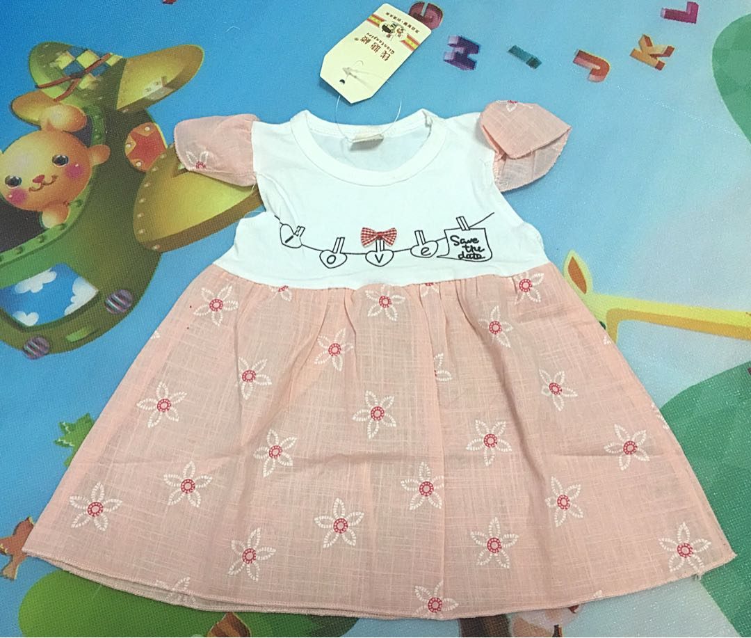 37c8537264cd BN dress for 3-6 months old baby
