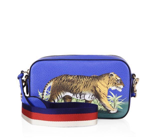 2e5b2ee21e7 BNIB limited edition gucci bengal tiger print crossbody bag