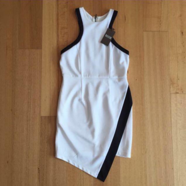 BNWT Monocrome Dress