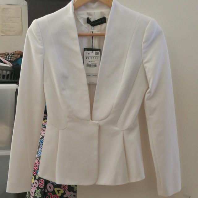 BNWT Zara Blazer XS