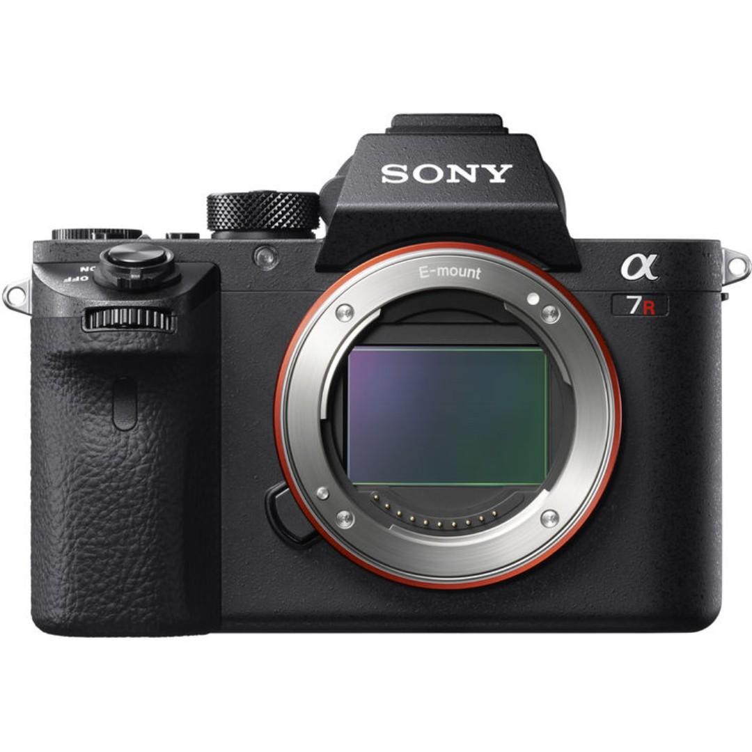Brand New Sony A7RII A7R II A7R Mark II Mirrorless Body Only RAMADAN SALE