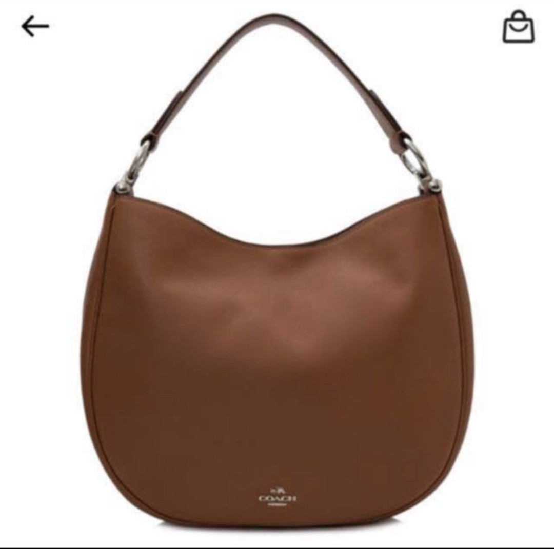 271802b03b9 Coach Nomad Hobo Bag, Luxury, Bags   Wallets, Handbags on Carousell
