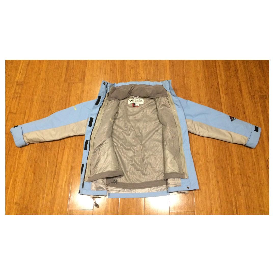Columbia Ski Jacket (Ladies 8-10)