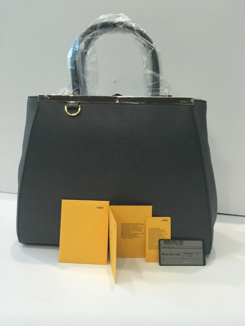 ae953d1f9489c0 Fendi 2Jours *PRICE REDUCED*, Luxury, Bags & Wallets, Handbags on ...