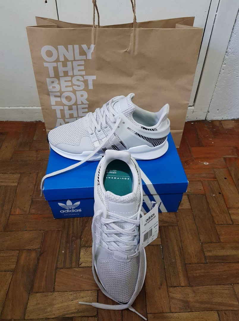 pretty nice 16796 b71bb FOR SALE OR FOR TRADE! BRAND NEW ADIDAS EQT support adv size 9