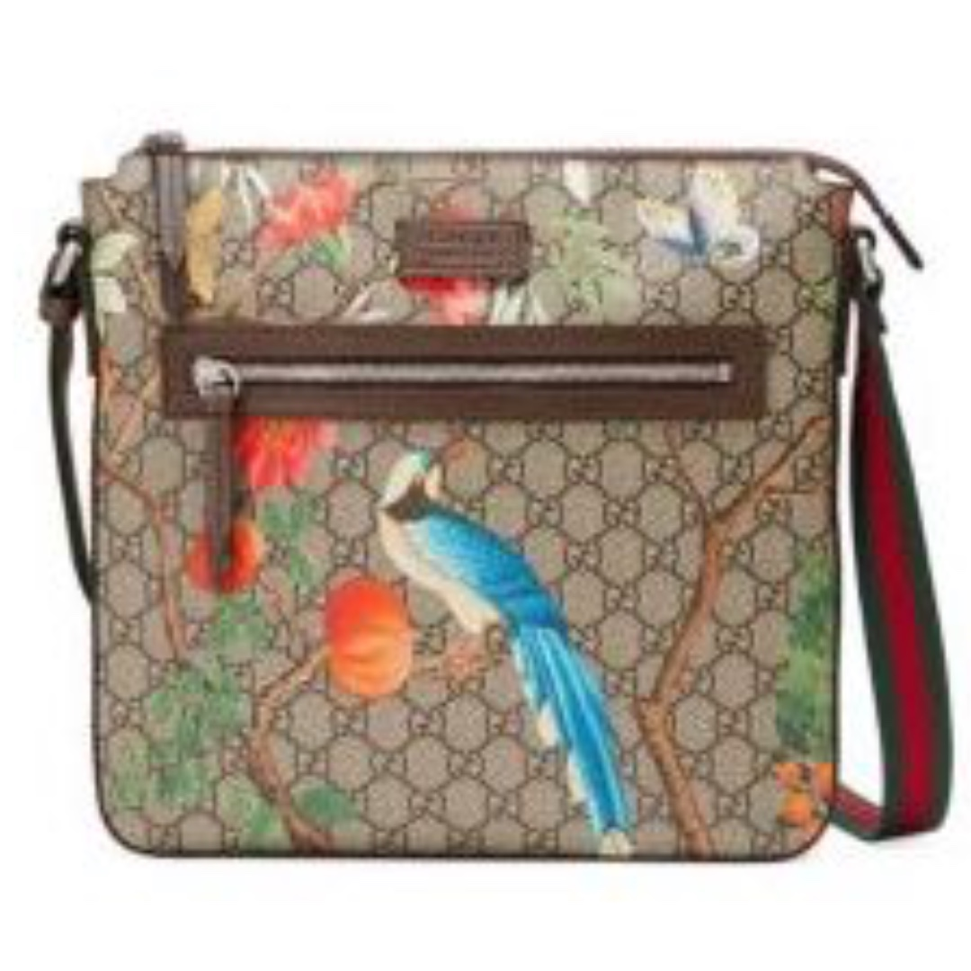 43e48fef0 Gucci Tian Supreme Sling Bag, Luxury, Bags & Wallets, Sling Bags on ...