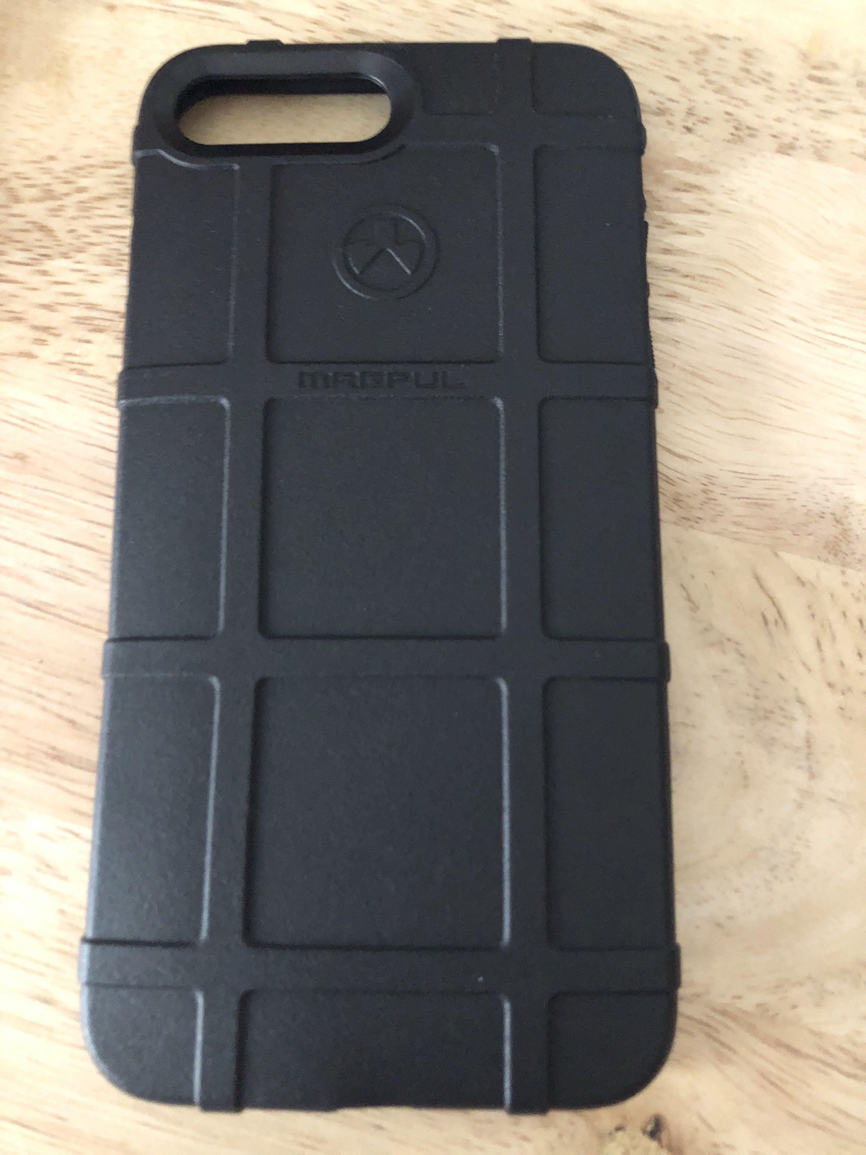 pretty nice 174d9 2104f Iphone 7/8 Plus MAGPUL Case Black