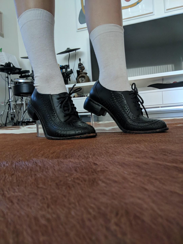 Jeffrey campbell perspex heel