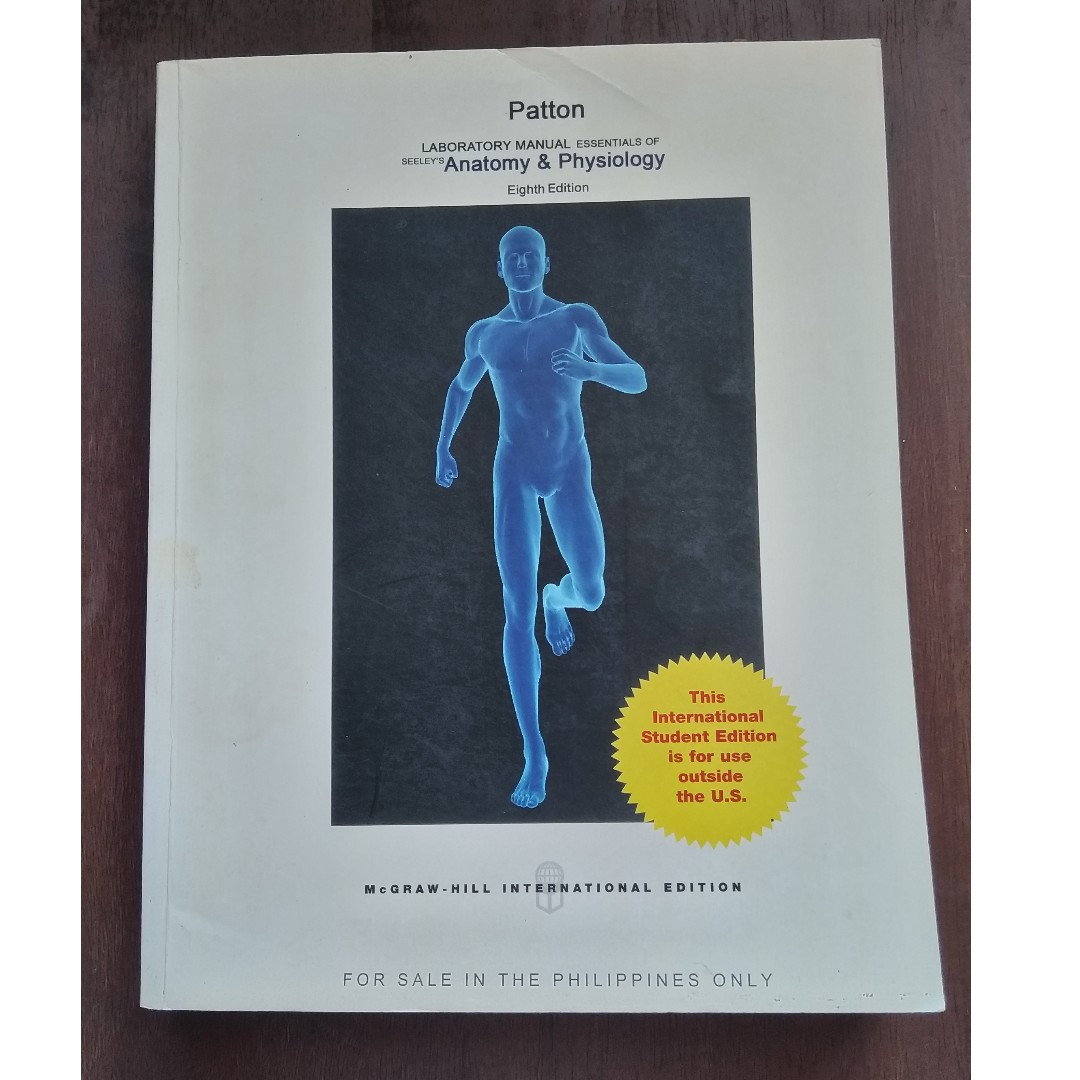 Laboratory Manual - Essentials of Anatomy and Physiology (8th Edition),  Textbooks on Carousell