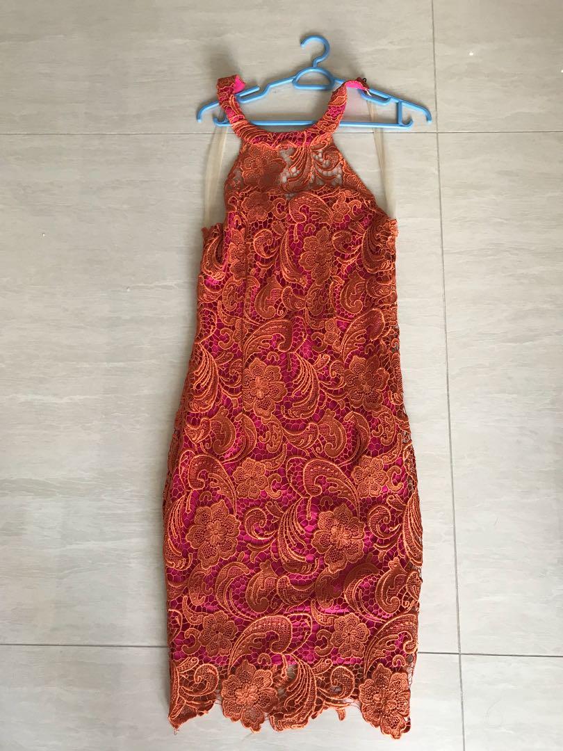 365492b21 Lara J sexy cheongsam, Women's Fashion, Clothes, Dresses & Skirts on ...
