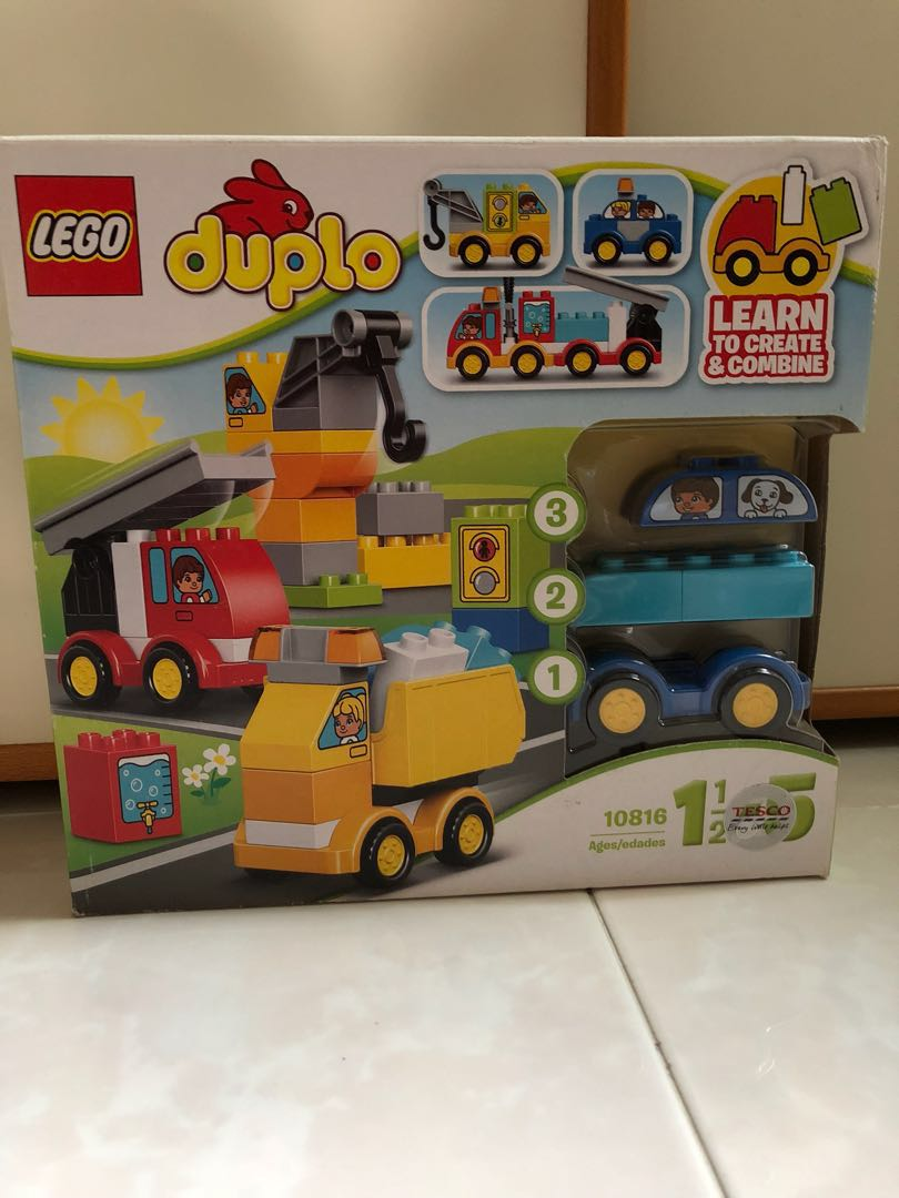 Lego Duplo 10816 Babies Kids Toys Walkers On Carousell Tomica Disney Series Dream Star 5th Anniversary