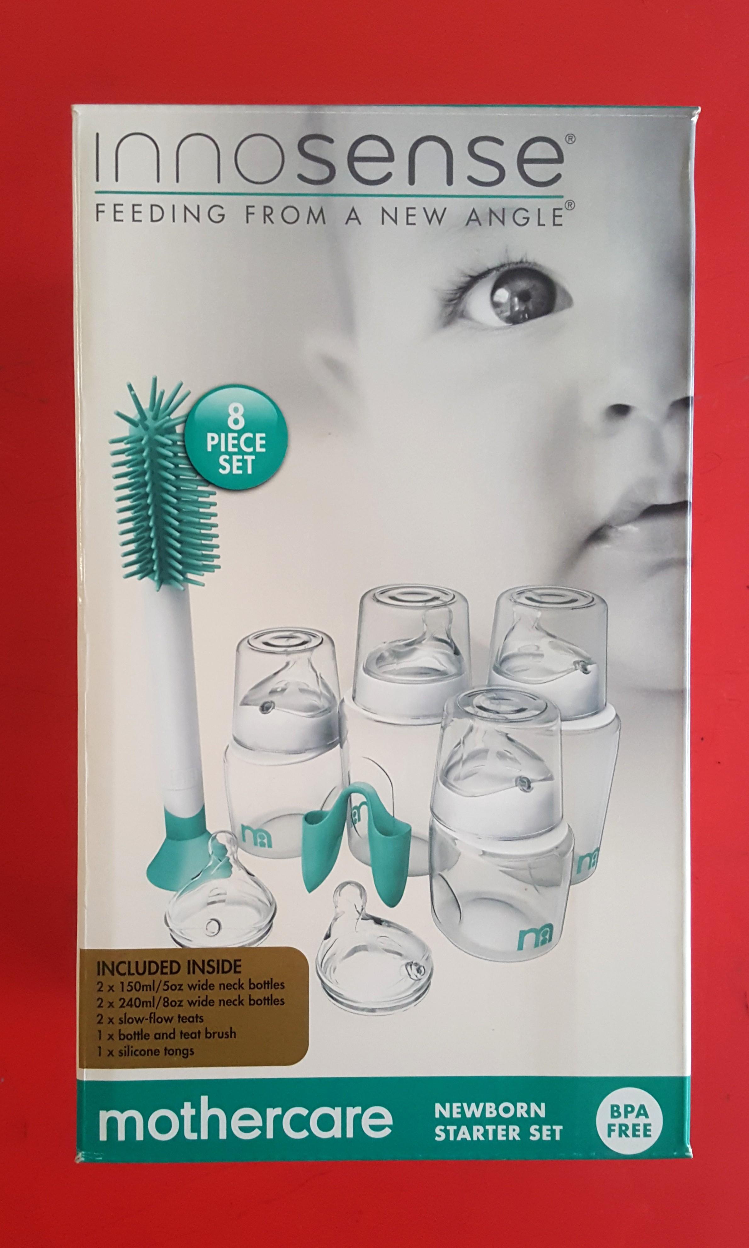 Mothercare Innosense® Newborn Starter Set (8 piece set