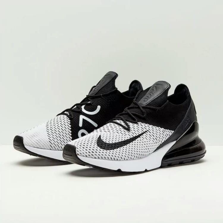 newest 9b320 f057b Nike Air Max 270 Flyknit, Men's Fashion, Footwear, Sneakers ...