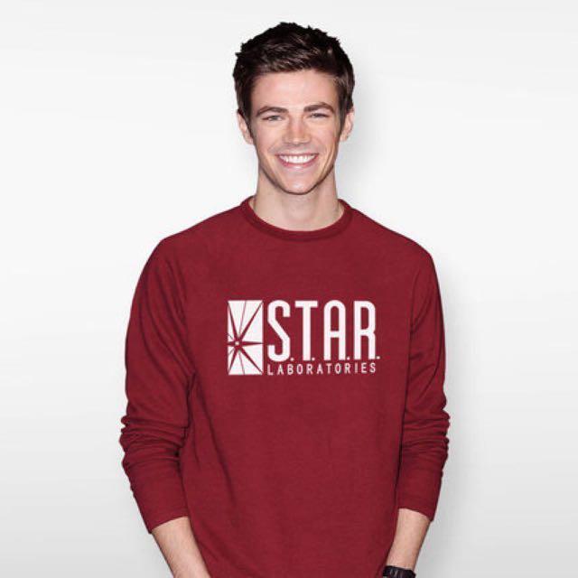 e35cbf00 PO] The Flash Star Labs Sweatshirt, Bulletin Board, Preorders on ...