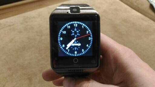 Q18 Smartwatch, Electronics, Others on Carousell