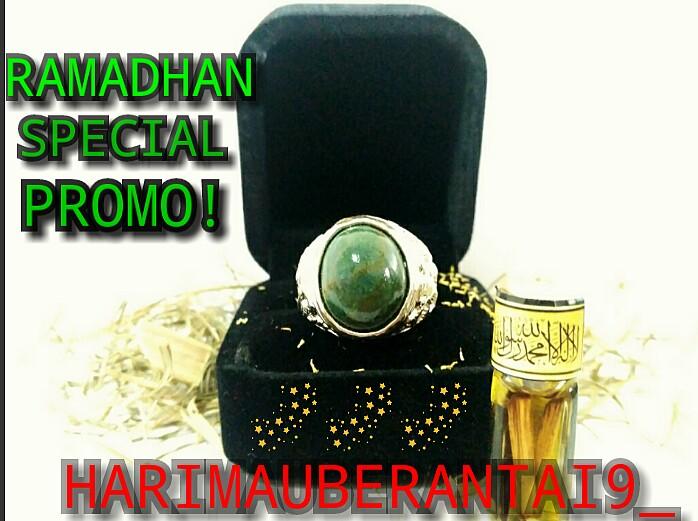RAMADHAN SPECIAL PROMO! CINCIN MUSTIKA RIJALUL GHAIB