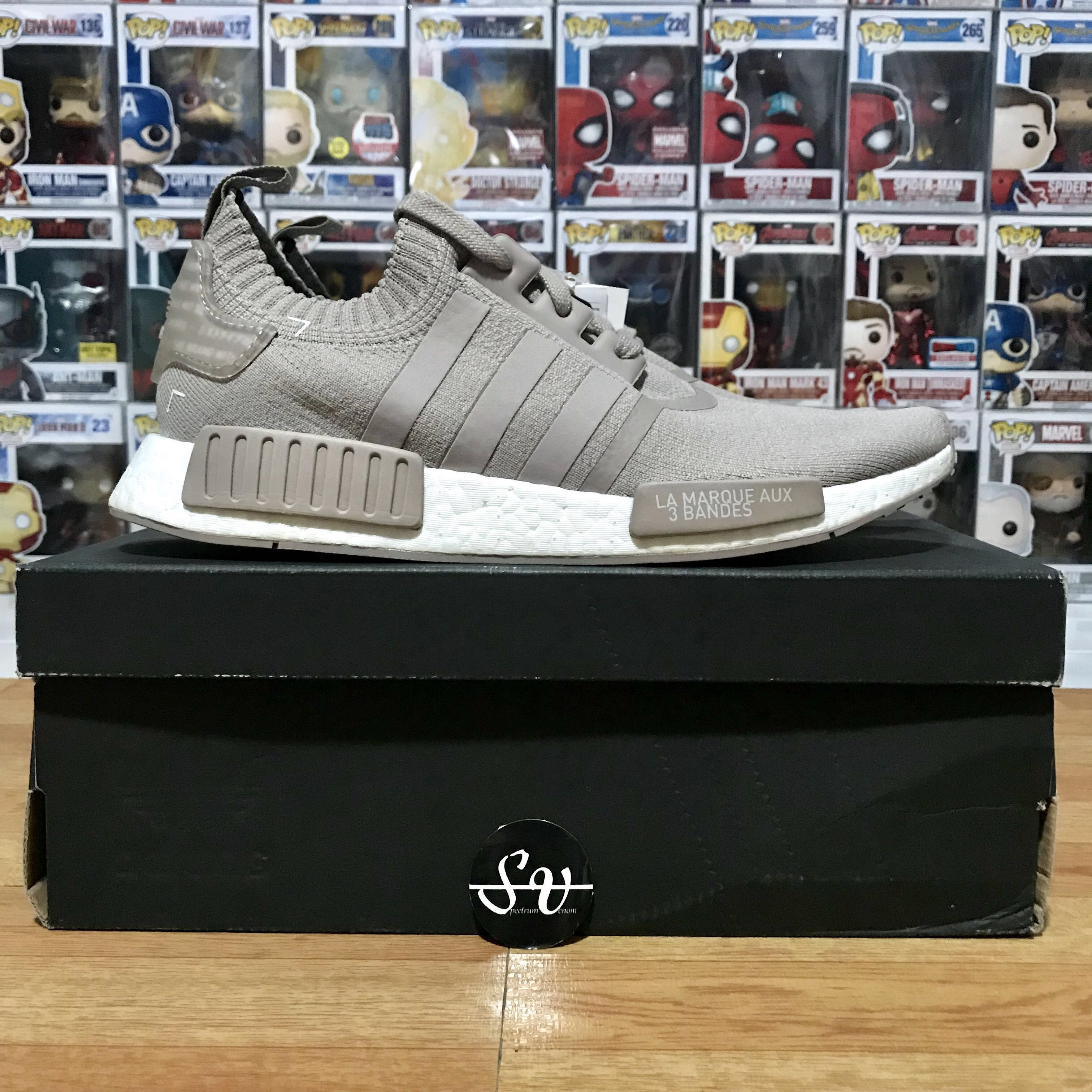 a75d6a6bfe7c4 SALE  Adidas Originals NMD Japan Pack French Beige   Vapour Grey ...
