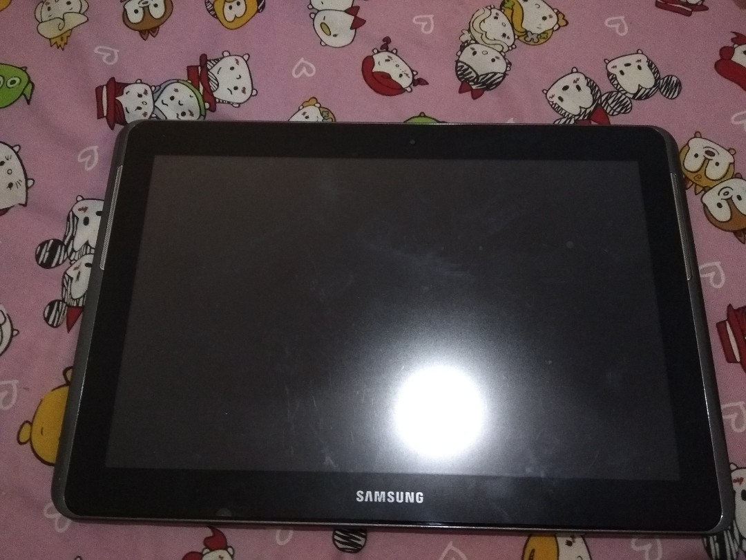 Samsung Galaxy Tab 2 10 Inch Mobile Phones Tablets Android On Carousell