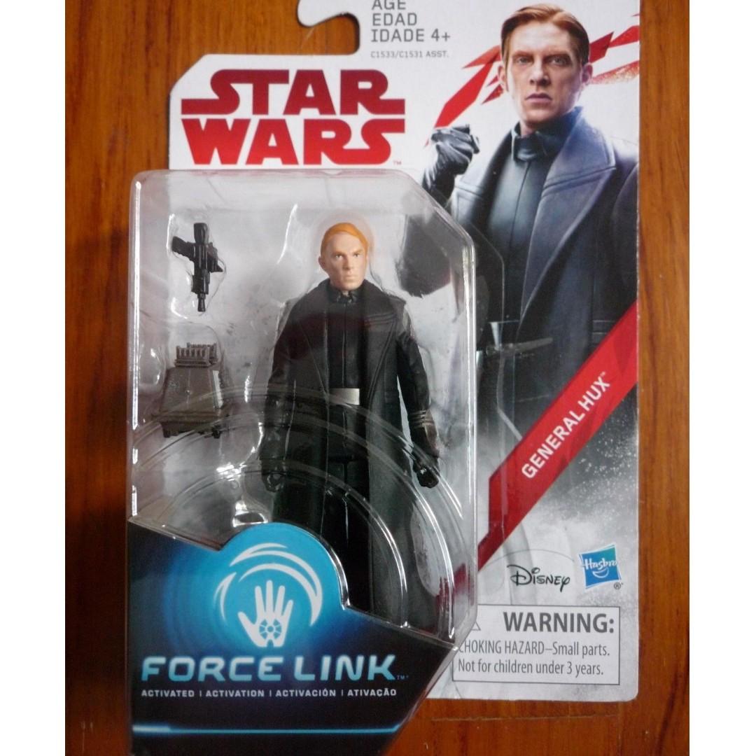 Hasbro Star Wars General Hux Force Link Action Figure 3.75 Model Toy Action- & Spielfiguren