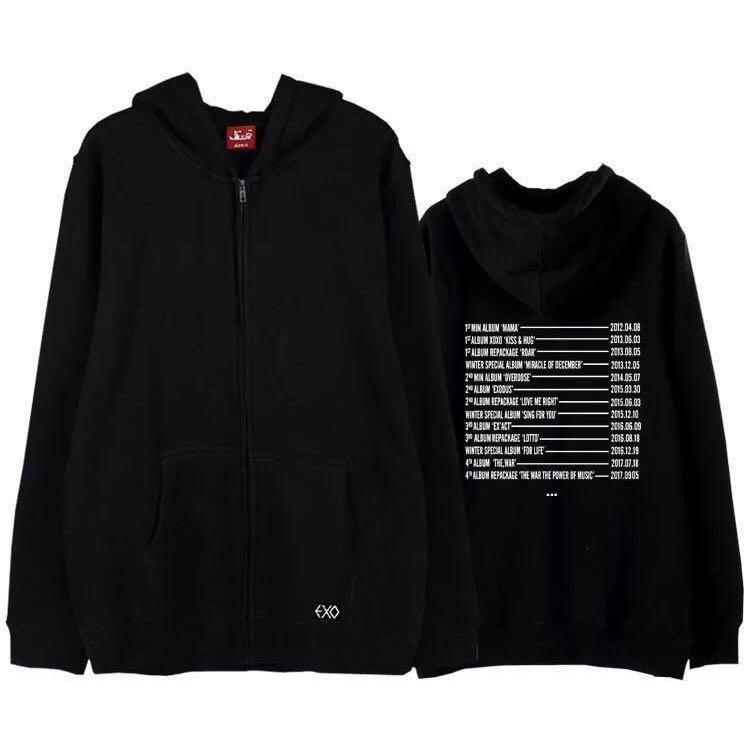 [wts] elyxion hoodie