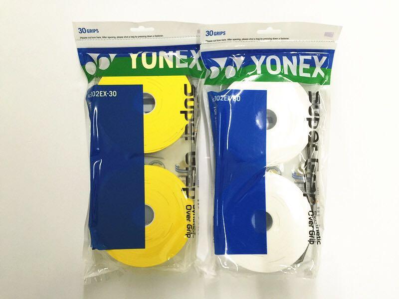Yonex super grap ac102ex-30. Grip for badminton tennis squash