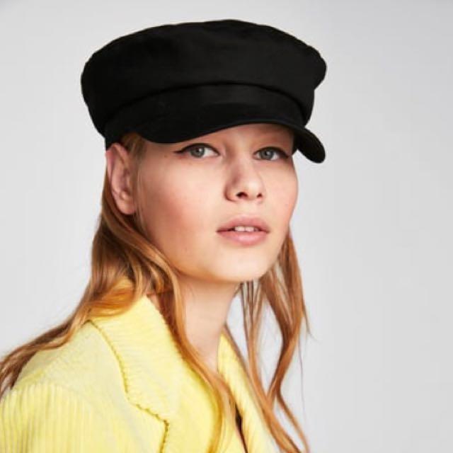 be2431c80 Zara Women s Nautical Cap