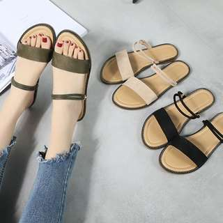 Hailey Holiday Sandals