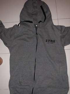NTU SPMS Grey hoodie