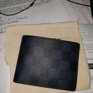 Louis Vuitton Damier Slender Wallet 9/10 VNDS MULUS