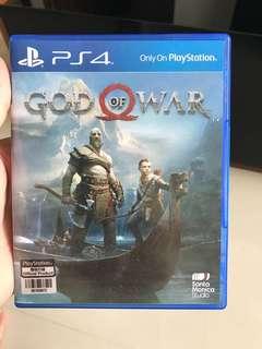 God of war 4 (FIX PRICE)