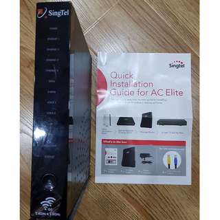 Aztech FG7003GRV Dual Band Wireless Gigabit Router