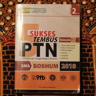 Bintang Pelajar (BP) Sukses Tembus PTN Soshum