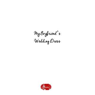 Ebook My Boyfriend's Wedding Dress - Kim Eun Jeong