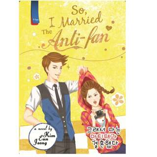 Ebook So, I married The Anti Fan - Kim Eun Jeong
