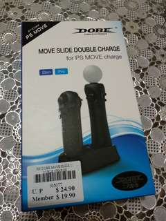 PS Move Double Charger
