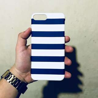 iPhone 7 Plus Case — Stripes