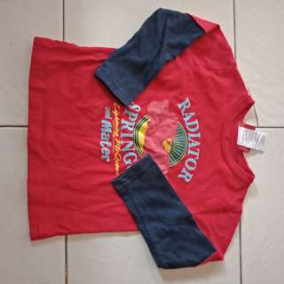 5 Pre Loved Baby Boy's Shirt for 150