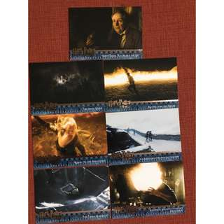 Artbox Harry Potter and the Half-Blood Prince Trading Cards