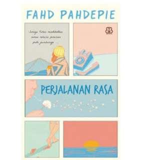 Ebook Perjalanan Rasa - Fahd Pahdepie