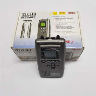 HDR2 Handheld Digital Recorder