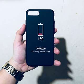 iPhone 7 Plus Case — 1%