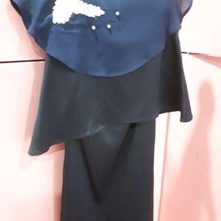 Girl Baju kurung modern