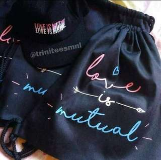 Personalized String Bag